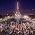 """【記事】ドレスコードは白!フランス発、世界最大級の""""秘密のディナー""""が日本上陸"""