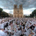【記事】ドレスコード白のシークレット・ディナーパーティー「ディネ・アン・ブラン」が日本上陸