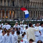 【動画】ディネアンブラン パリ 2014(フランス)