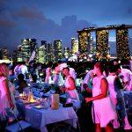 【動画】ディネアンブラン シンガポール 2014