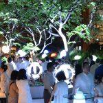 【体験】六本木のホテル グランハイアット東京で開催された、南仏リゾート発祥のラグジュアリーパーティー 「ソワレ ブランシュ ~Soiree Blanche 2016~」